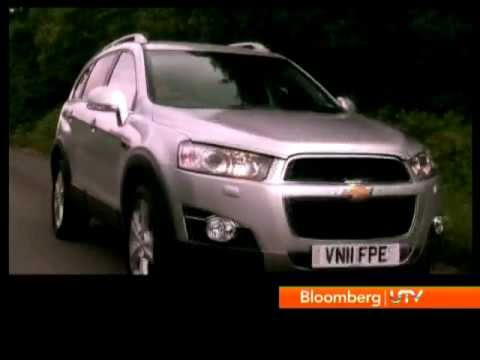 Chevrolet Captiva facelift review by Autocar India