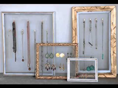 Easy DIY ideas for picture frame decorations - YouTube