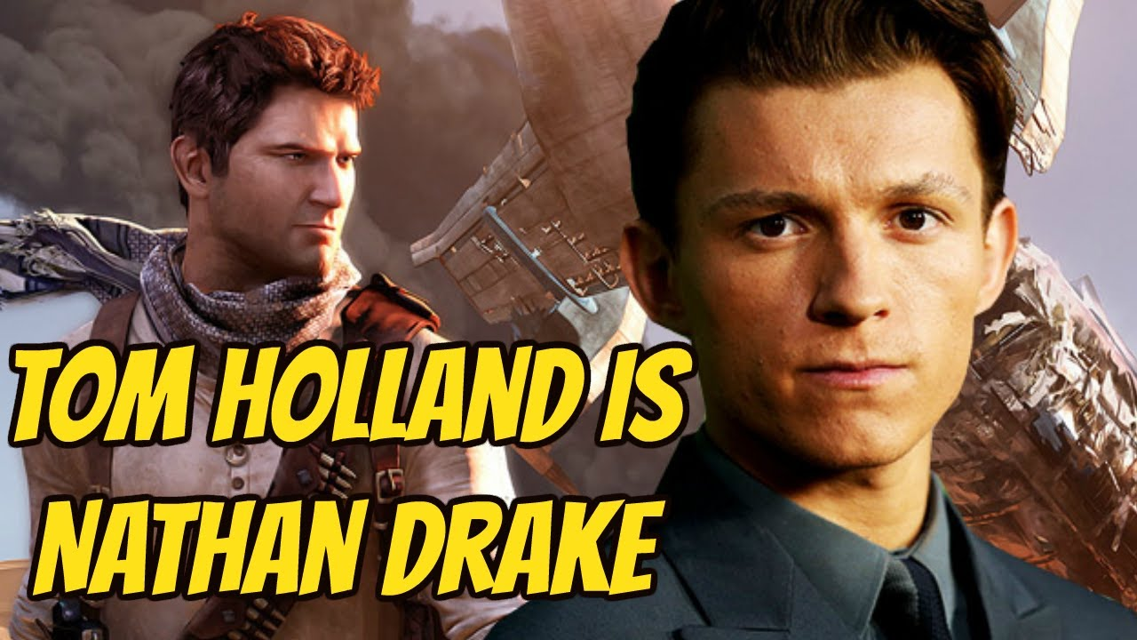 Tom Holland Cast As Nathan Drake In Uncharted Youtube