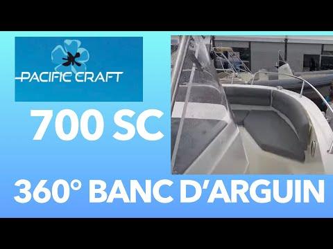 Pacific Craft 700 Sun Cruiser Ep 14 - 360° au banc d'Arguin - Cap Ferret - Bassin d'Arcachon