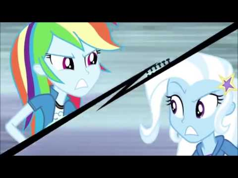 My Little Pony Equestria Girls: Rainbow Rocks - Guitar Centered (Full Clip)