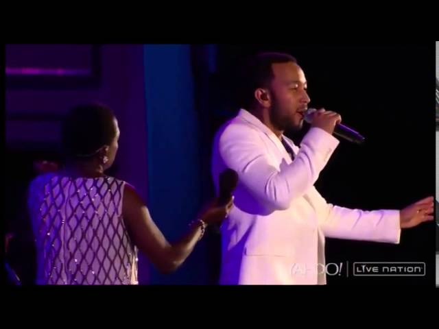 John Legend | Sharon Jones | Whats Going On
