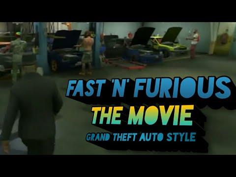 Download GTA V DRIFT -  FAST N FUTOS MOVIE 2017