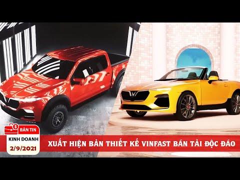 BẢN TIN KINH DOANH: VinFast Concept Bán Tải & Mui Trần Bất Ngờ Xuất Hiện, Xiaomi Đăng Ký KD Xe Điện
