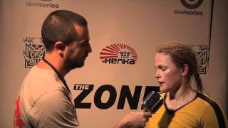 MMAnytt.se - The Zone FC 9 'Unbreakable' -  Hanna Sillén Vallentuna Boxing Camp
