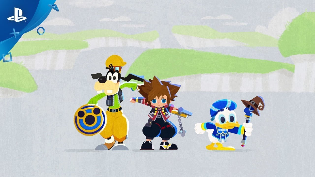 Kingdom Hearts III - Release Video | PS4
