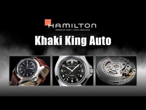 Hamilton Khaki King Automatic - The King of Field Watches