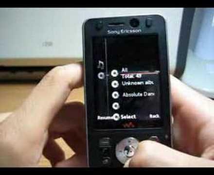 Sony Ericsson W910i review