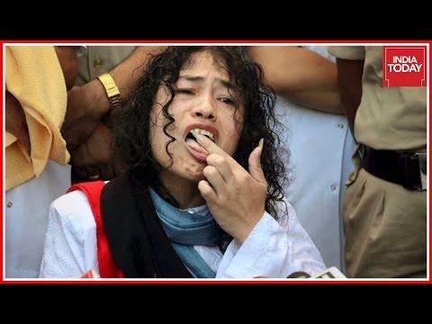 Iron Lady Irom Sharmila Breaks 16-yr Fast