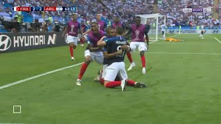 أهداف مباراة الأرجنتين ضد فرنسا [4-3] 🔥🔥 خسارة مدلة للأرجنتين |تعليق عصام الشوالي.
