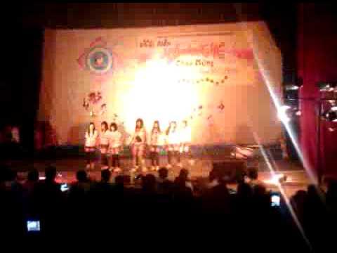 Dancer - 12a3 Trường THPT Nguyễn Đình Chiểu