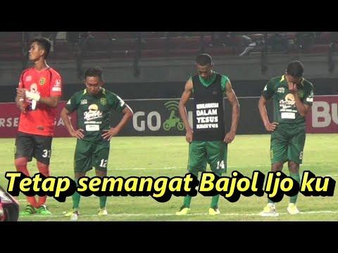 Sedih kecewa Persebaya Surabaya kembali kalah - Persebaya vs Borneo fc