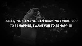 Happier - Marshmallow & Bastille ( Lyrics vedio)
