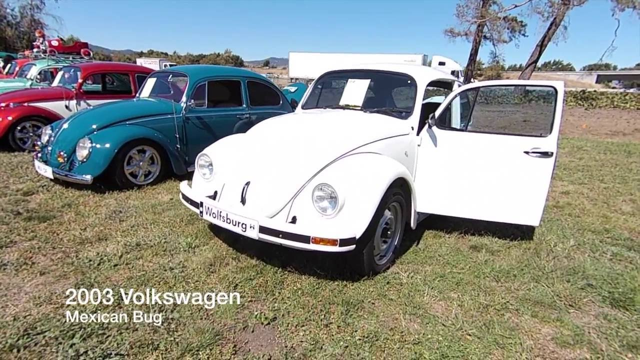 VW 2003 vw bug : Is That A 2003 Mexican Volkswagen Bug? - YouTube