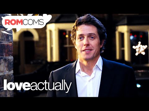 Merry Christmas From The Prime Minister - Love Actually | Love, The Home Of Romance