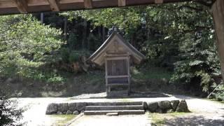 熊野大社 櫛名田比売命 島根県松江市八雲町熊野2451