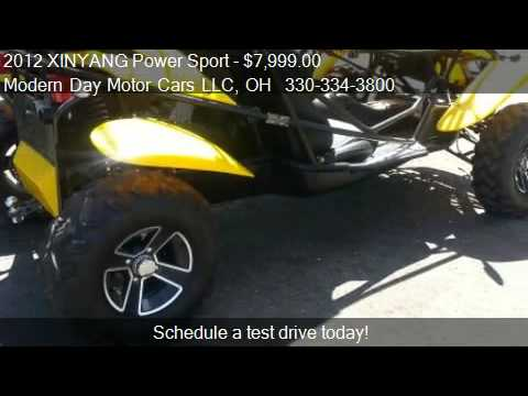 2012 XINYANG Power Sport Off Road - for sale in Wadsworth, O
