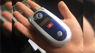 Motorola V525 Mobile Phone Review - TVMPRG