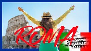 ✈️10 minutes in Roma, Rome, Italia, Italy, Italie, Europe - CityTrip (HD1801)