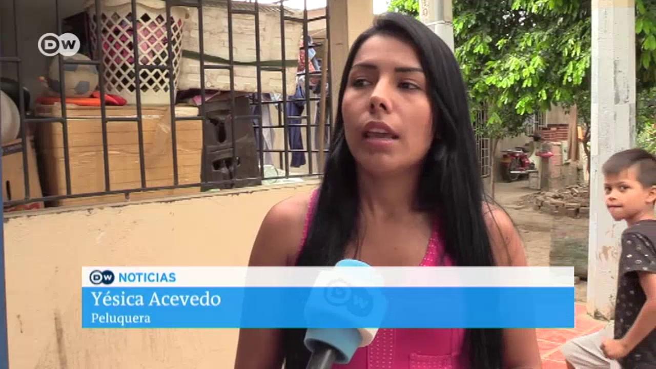Resultado de imagen para Mujeres en Venezuela venden su cabello para poder comprar comida