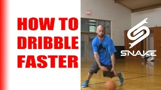 How to Dribble Faster in Basketball