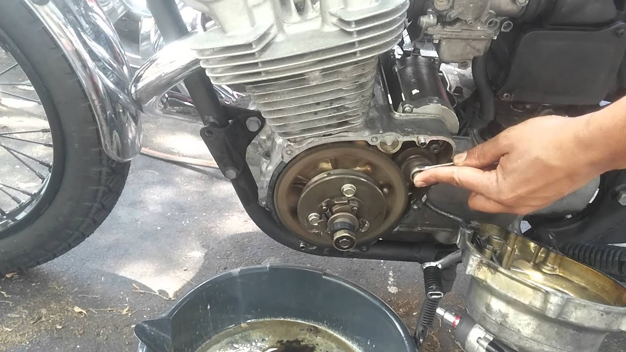 maxresdefault dohc cb750 starter clutch issue youtube 1970 cb750 clutch diagram at alyssarenee.co