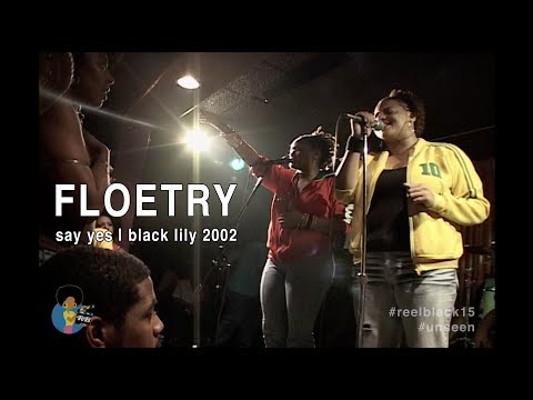 Floetry - Say Yes (Black Lily 2002) HD
