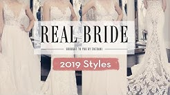 Real Bride by Enzoani - Wedding 101: 2019 Bridal Gown Trends