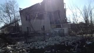 Последствия взрыва бытового газа в Россоши 22.03.2014 г./rossoshru.ru