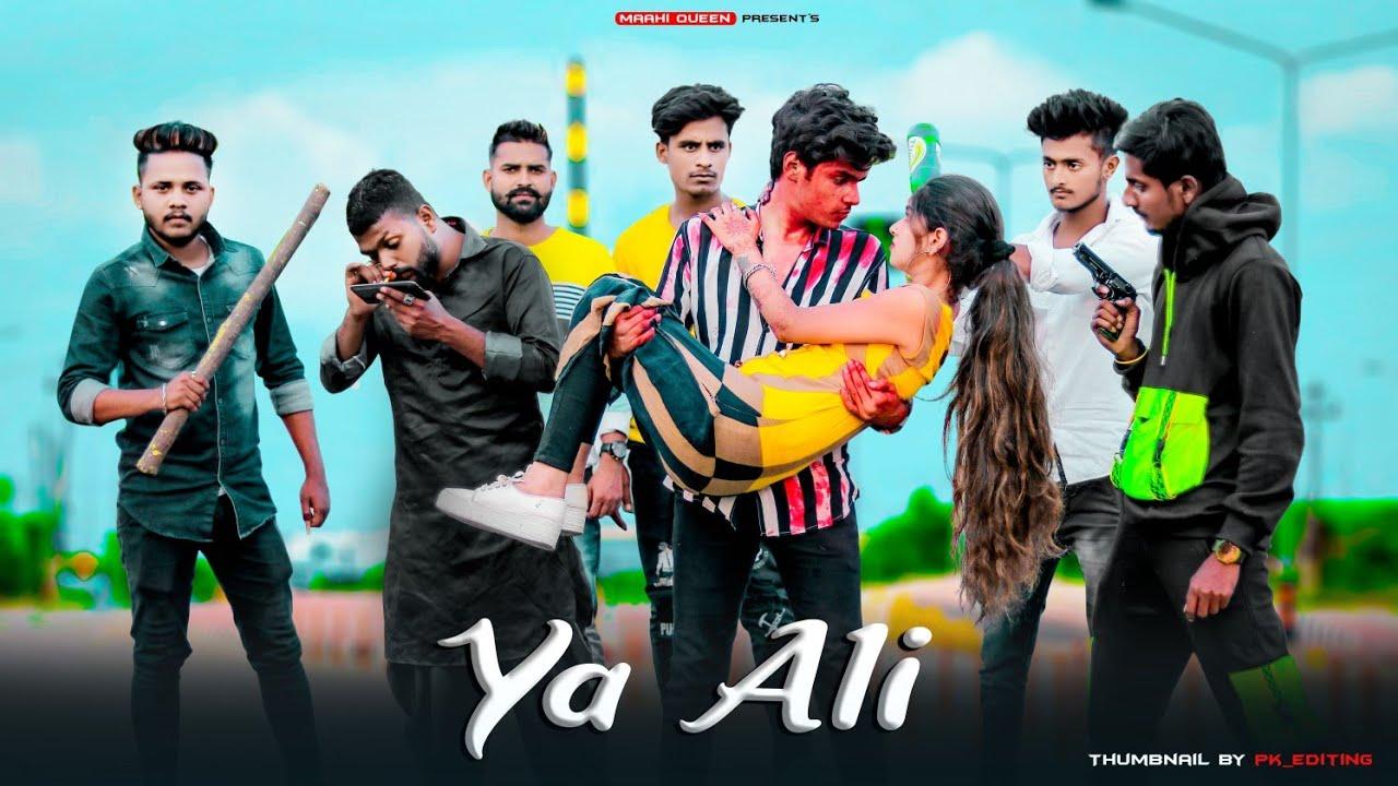Ya Ali | Bina Tere Na Ek Pal Ho | Zubeen Garg | Heart Touching Love Story | Maahi Queen & Aryan