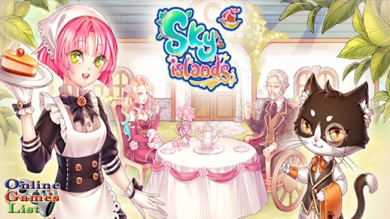 Sky Islands A Chibi Dreamland For Anime Fans Android IOS Gameplay HD