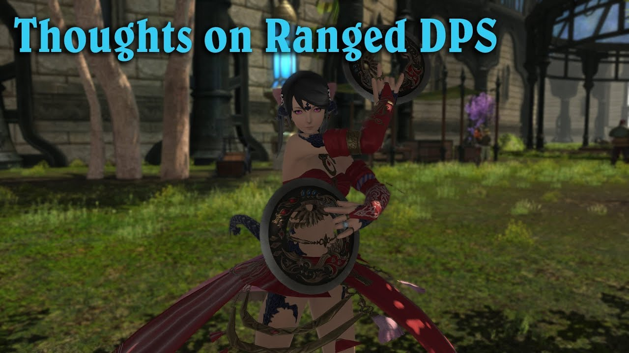 FFXIV: Shadowbringers - Tsuki's Thoughts on Bard, Dancer, and Machinist