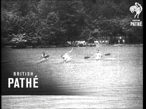 Kayak Men (1932)