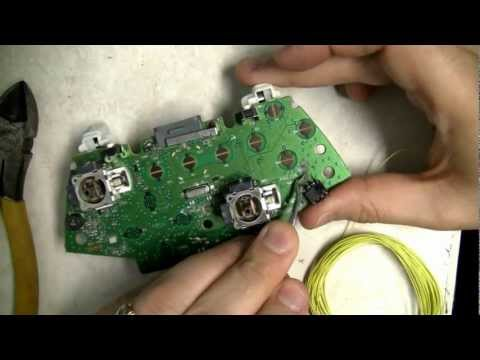 Xbox 360 Rapid Fire Mod Chip FULL INSTALL VIDEO