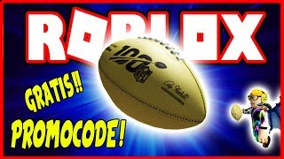 *NEW* Roblox PROMOCODES 2019 🌟 Free CODE !! ( NFL Promo Codes Ball)