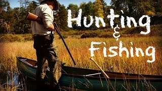 3 Day Hunting, Fishing, Bushcraft Camp