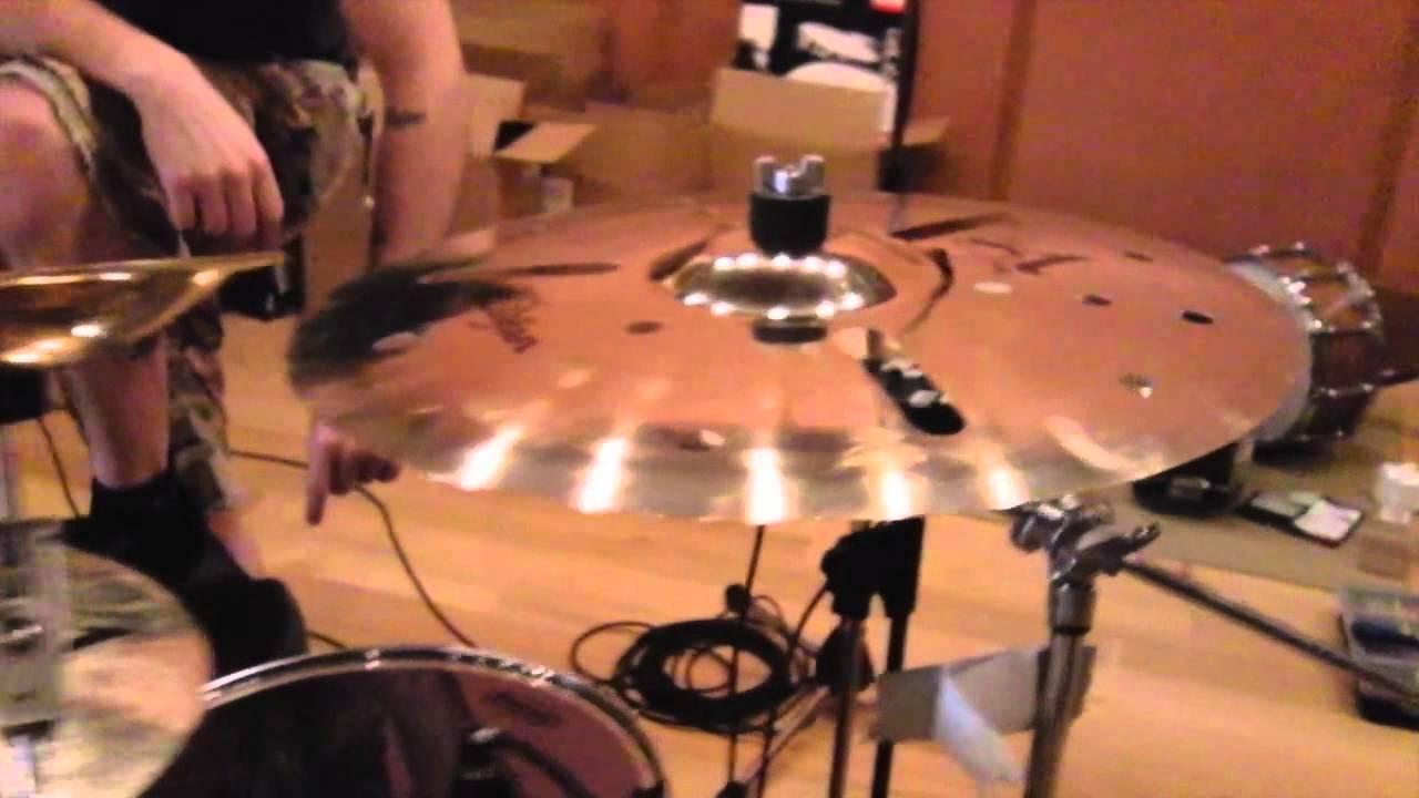 In The Studio Mooses Drum Set Up YouTube