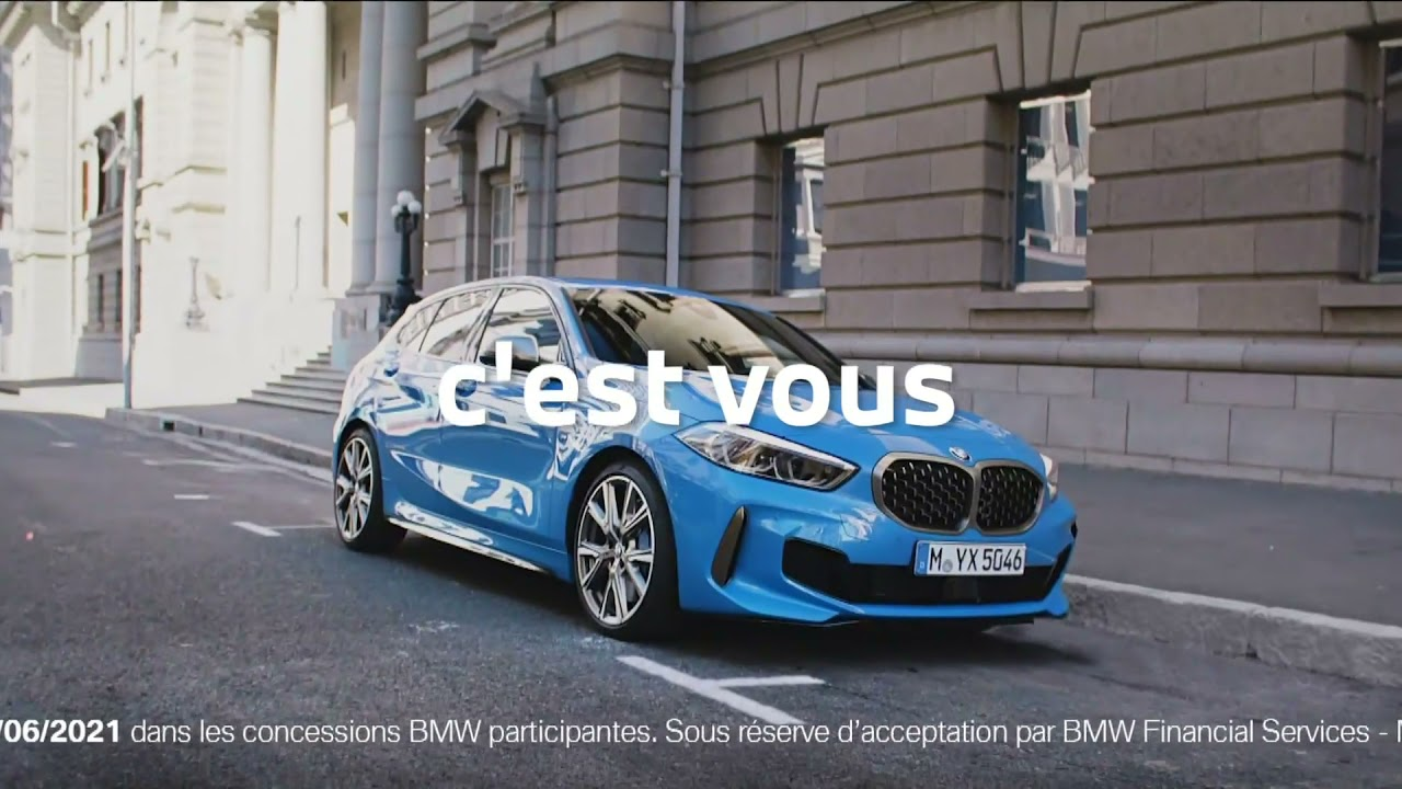 Musique de la pub   BMW Série 1 2021