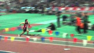Jake Scinto Long Jump - New England Interscholastic Championship Thumbnail