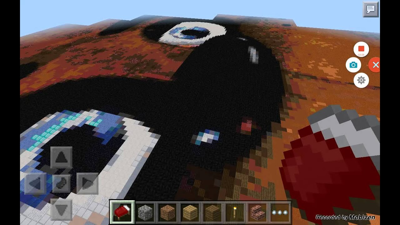 Minecraft Messaggio Dall Angelo Pixel Art Youtube