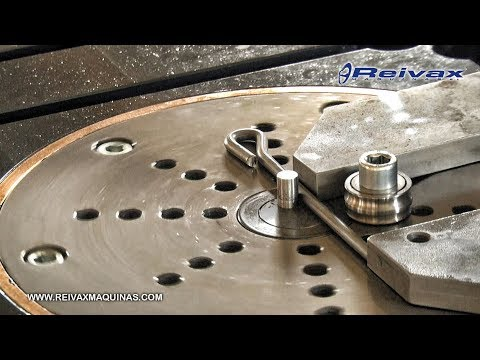 CN WIRE BENDING MACHINE – REIVAX MAQUINAS REF: D-CN-16-M