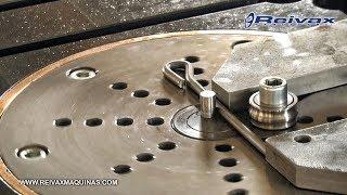 CNC WIRE BENDING MACHINE – REIVAX MAQUINAS REF: D-CNC-16-M