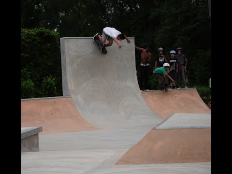catoctin skate park opening day (leesburg, VA)