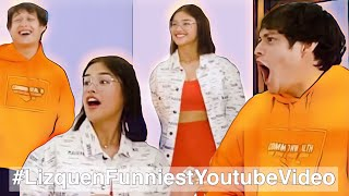 Liza Soberano at Enrique Gil FUNNIEST VIDEO on THE GIL SIDE Youtube Channel | SOBRANG NAKAKATAWA😅