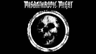 Misanthropic Might- Menschenhasser (Full Album)