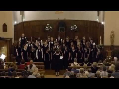 Young Voices of Colorado St Dyfrigs July 2015