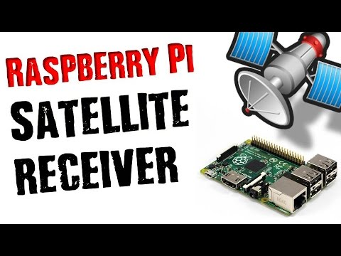 DIY Raspberry Pi Outer Satellite Receiver Assembly