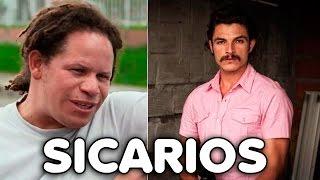 """Los sicarios de Pablo Escobar en """"El Patrón del Mal"""" - Cartel de Medellín"""