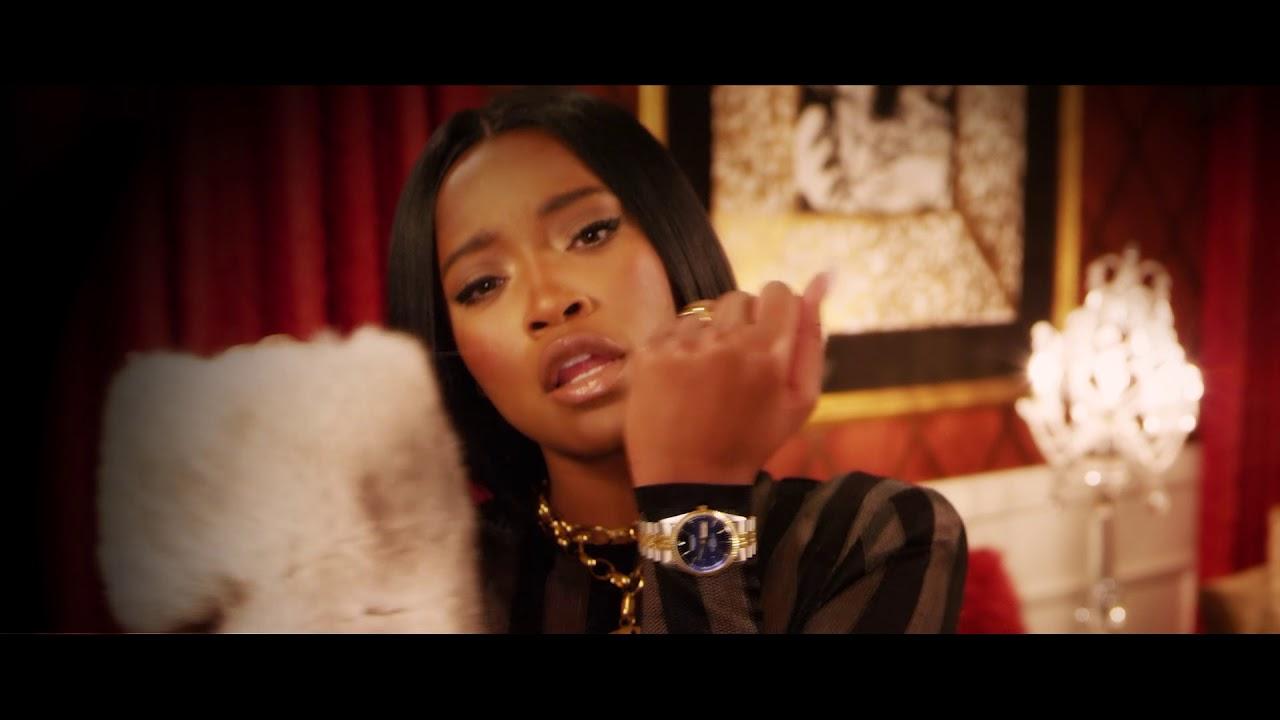keke palmer pregame official music video youtube