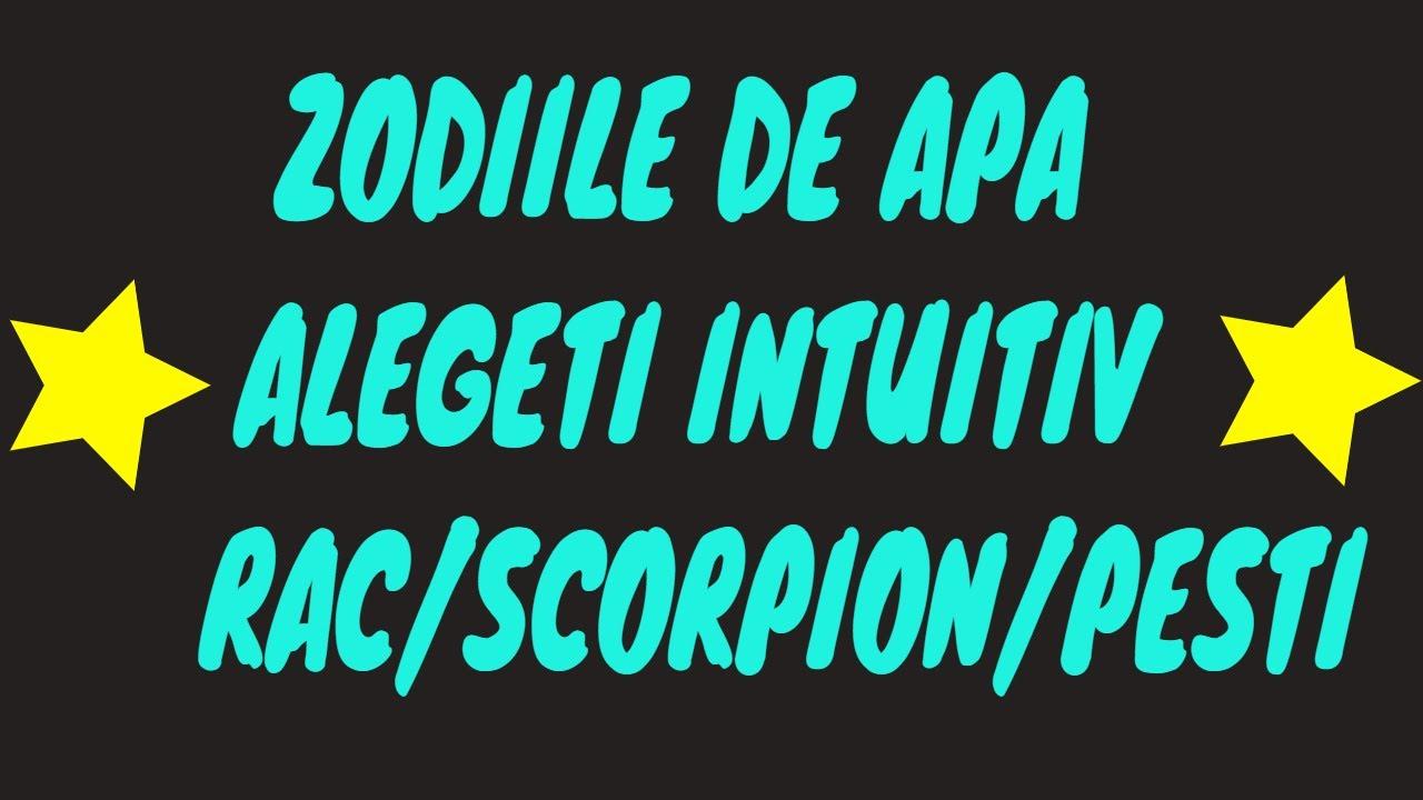 ?Horoscop 07--13 DECEMBRIE-2020l/Zodiile de Apă/RAC/SCORPION/PESTI/Tarot+Oracol?